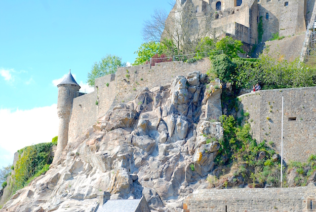 Mont-St-Michel - Normany, France