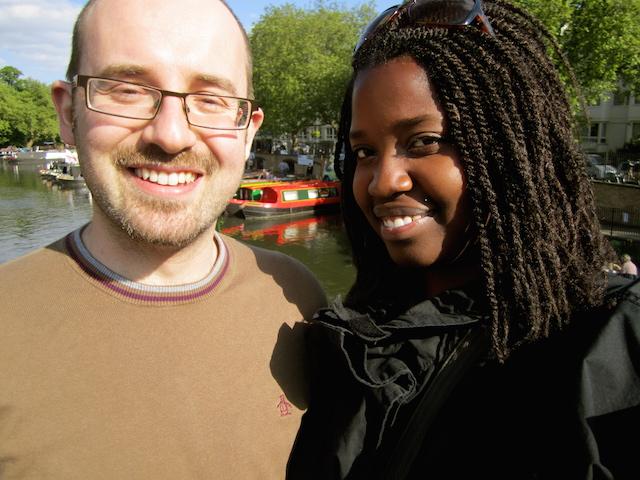 David & Melissa - Little Venice, London England