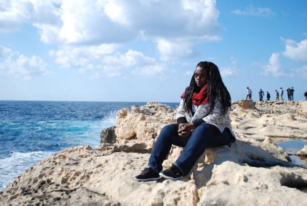 Melissa in Gozo - Gozo Island