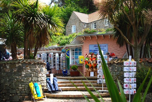 Gift Shop - Herm - Channel Islands