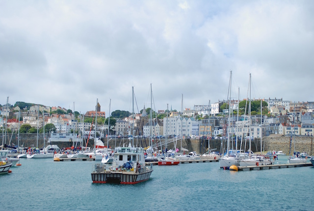 St. Peter Port - Guernsey - Channel Islands