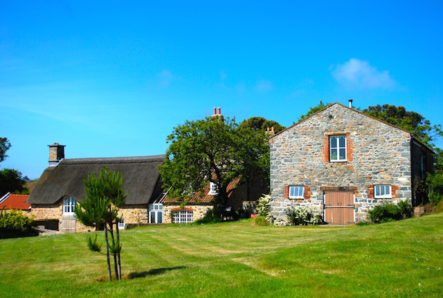 The Barn - Guernsey - Channel Islands