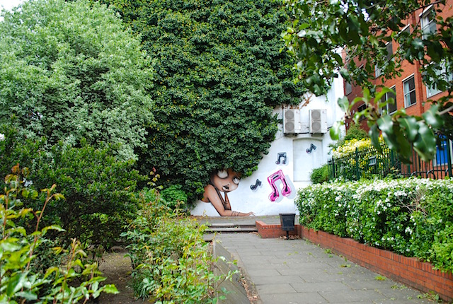 Vinie Graffiti 2 - East London