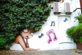 I've Been Around the World – Street ArtTour