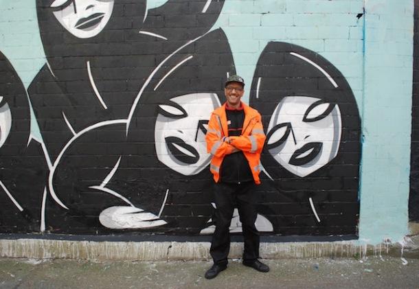 All Smiles - Street Art