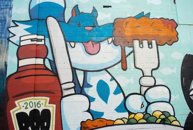 Brunch - Street Art