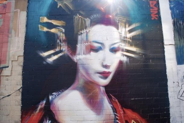 Dan Kitchener - Geisha