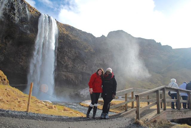 Guernsey Jen & Melissa - Reykjvik to Vik - Iceland