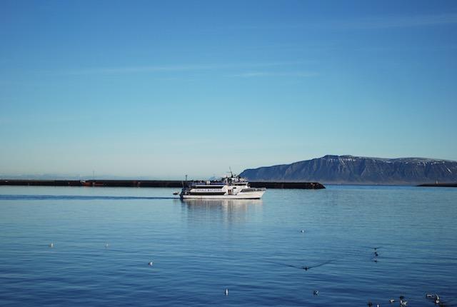 On the Water - Reykjavík, Iceland