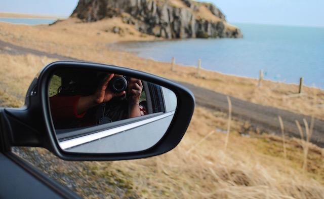 Selfie Game Strong - Reykjavik to Vik, Iceland