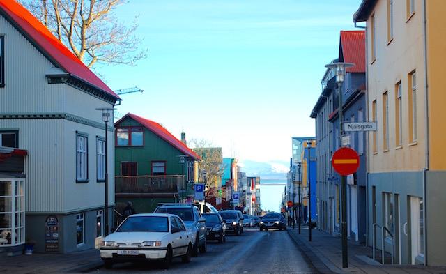 Streets of Reykjavík - Iceland