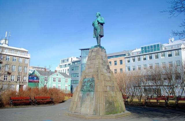 Town Centre - Reykjavik Iceland.jpg