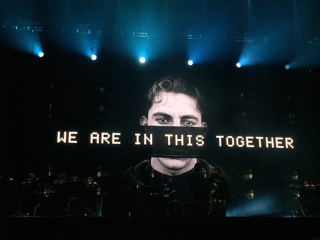 Massive Attack - Hyde Park
