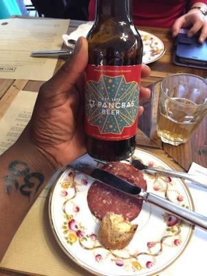 St Pancras Beer